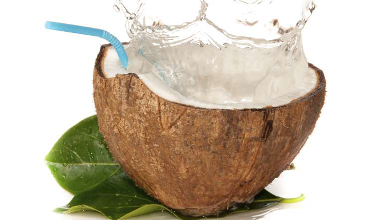 Aging Process - Coconut Water