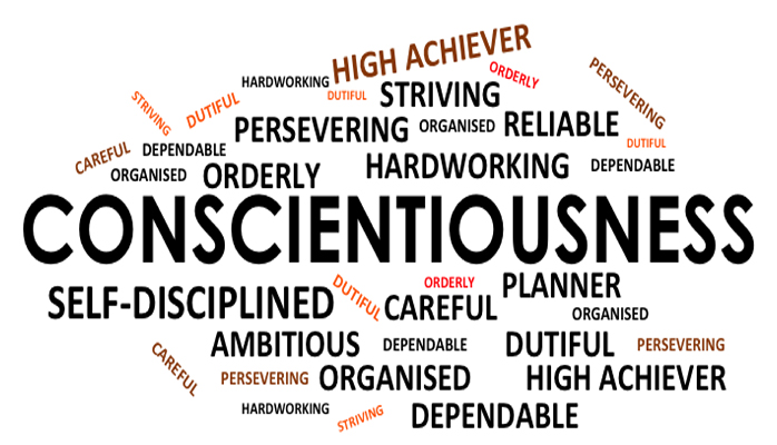 Be Conscientious