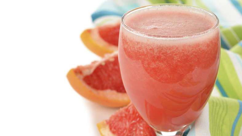 Aging Process - Grapefruit Juice
