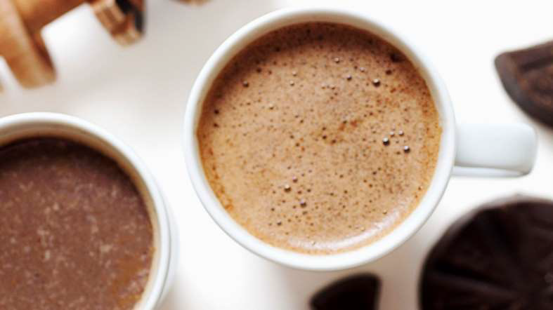 Aging Process - Hot Chocolate
