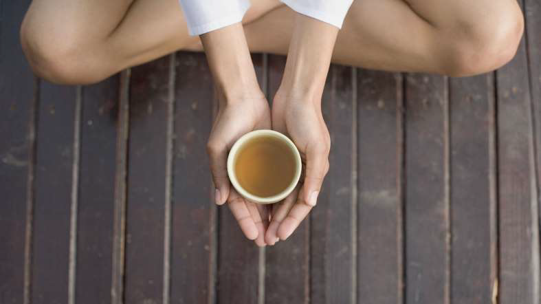 Aging Process - Tea